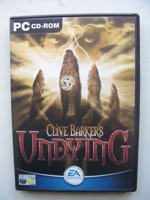Clive Bakers Undying  PC Original Release