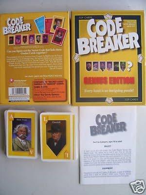 Code Breaker Genius Edition 1998