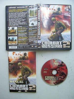 Combat Mission 2  Barbarossa to Berlin PC