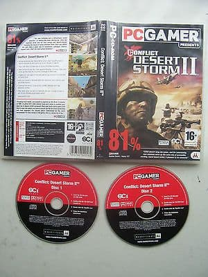 Conflict Desert Storm 2 PC 99p!