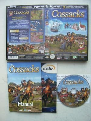 Cossacks The Art of War The official Add On PC