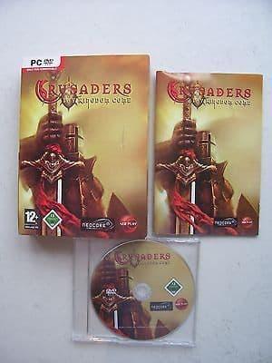 Crusaders Thy Kingdom Come  PC Original Edition