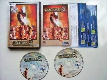 Cultures 2: The Gates of Asgard (PC: Windows, 2002)