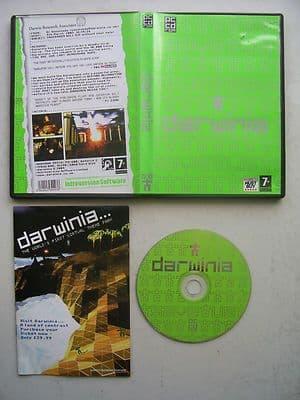 Darwinia PC Game Rare Edition