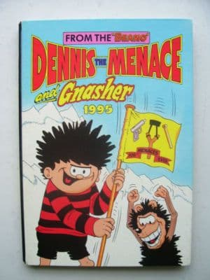 Dennis the Menace and Gnasher Annual 1995