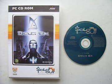 Deus Ex  PC Game