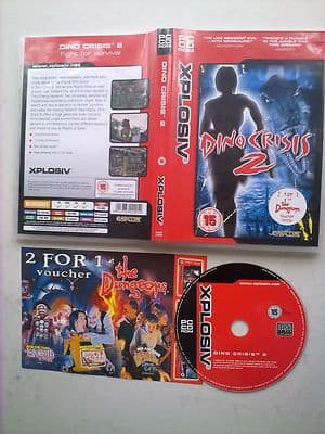 Dino Crisis  2 Fight for Survival