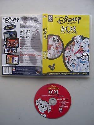 Disney Hotshots 101 Dalmatians PC 99p!