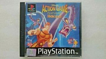 Disney's Hercules (Sony PlayStation 1, 1997)