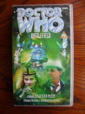 Doctor Who Battlefield ....