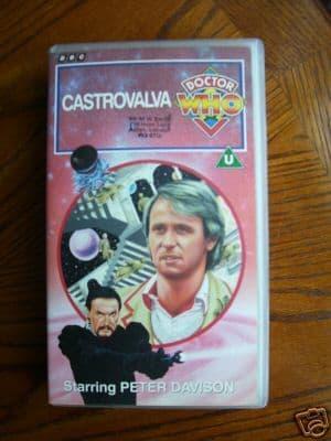 Doctor Who Castrovalva...RARE