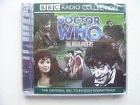 Doctor Who CDs (Soundtracks)