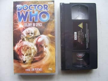 Doctor Who Colony in Space   New and Sealed