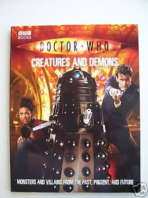 Doctor Who Creatures and Demons