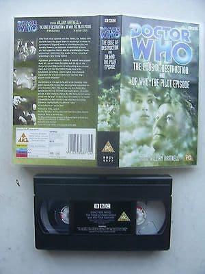 Doctor Who Edge of Destruction Plus  Pilot Episode William Hartnell