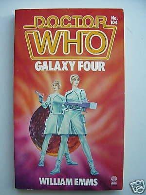 Doctor Who Galaxy Four  RARE