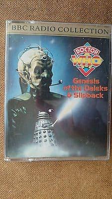 Doctor Who Genesis of the Daleks  and  Slipback Audio Soundtrack