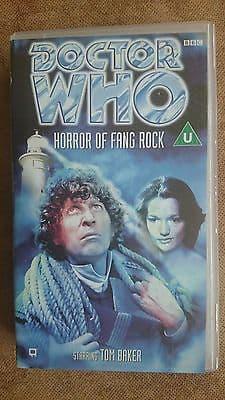 Doctor Who Horror of Fang Rock Tom Baker