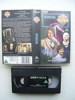 Doctor  Who Kinda Peter Davidson