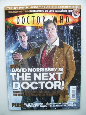 Doctor Who Magazine issue 403 - The Next Doctor