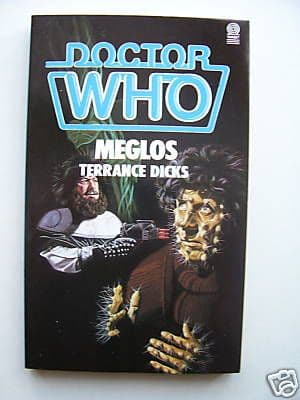 Doctor Who Meglos ...Rare