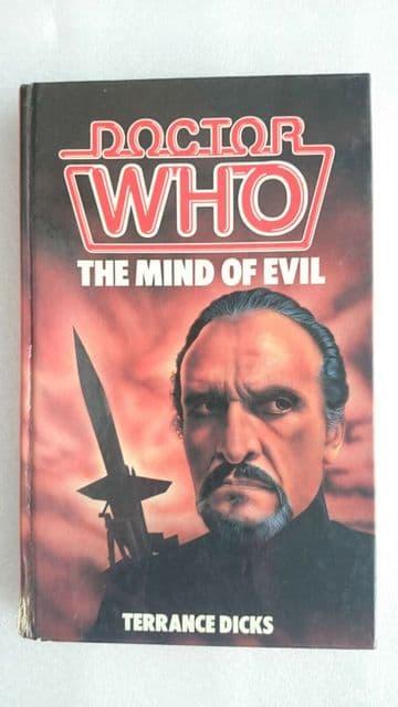 Doctor Who-Mind of Evil by Terrance Dicks (Hardback, 1985)