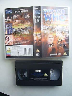 Doctor Who Revelation of the Daleks   Colin Baker