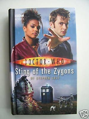 Doctor Who Sting of the Zygons...Hardback