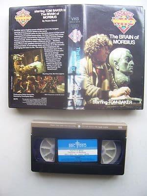 Doctor  Who The Brain of Morbius Blue Label Pre Cert Edition VERY RARE