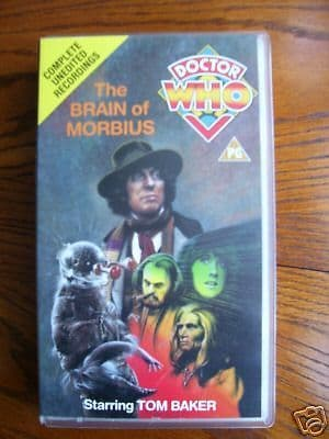 Doctor  Who The Brain of Morbius Unedited, Tom Baker