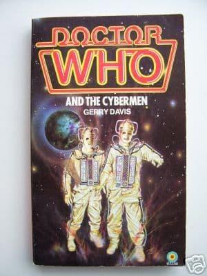 Doctor Who The Cybermen  RARE
