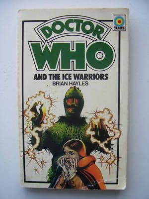 Doctor Who The Ice Warriors  1st Edition RARE