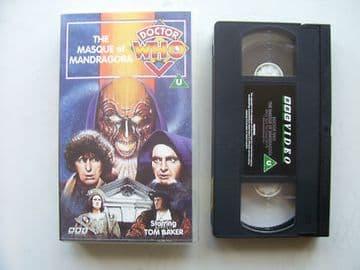 Doctor  Who The Masque of Mandragora Tom Baker
