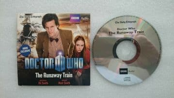Doctor Who The Runaway Train  BBC Audio  Released by The Daily Telegraph