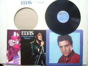 Elvis The legendary Performer Volume 3