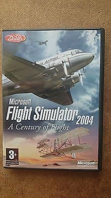Flight Simulator 2004 A Century of Flight  PC