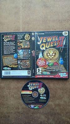 Jewel Quest 2 Hidden Object PC Game