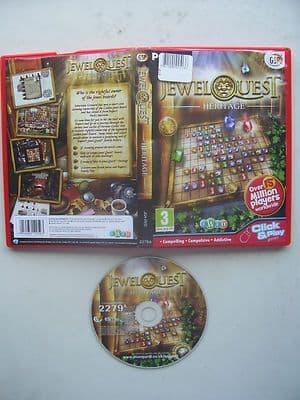 Jewel Quest Heritage PC Game