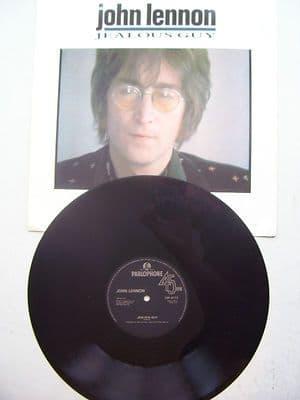 John Lennon Jealous Guy 12 inch Single