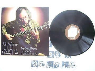 John Williams Cavatina LP