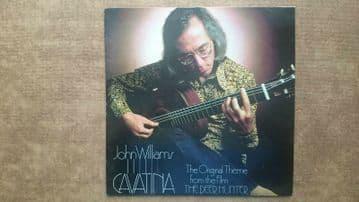 John Williams Cavatina Vinyl LP Record