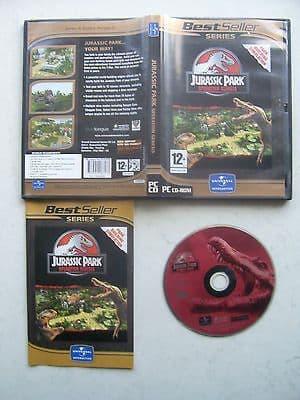 Jurrassic Park Operation Genesis PC Game