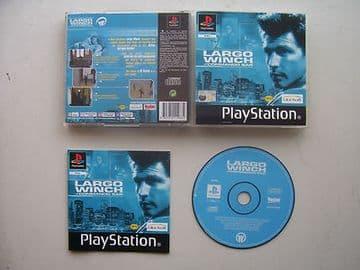 Largo Winch  PS1
