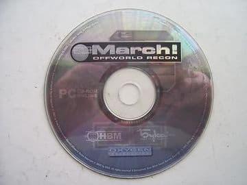 March Offworld Recon