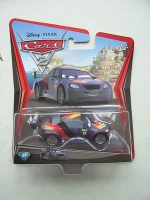 Max Schnell Disney Pixar Cars 2   New