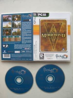 Morrowind The Elder Scrolls 3  PC
