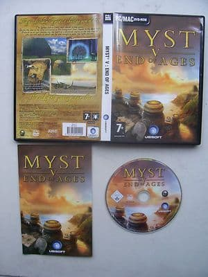 Myst 5 End of Ages PC