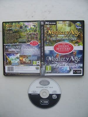 Mystery Age The Hidden Mystery Collectives PC Game