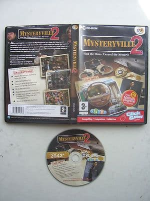 Mysteryville 2 Hidden Object PC Game