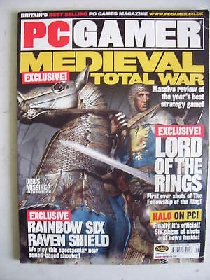 P C Gamer Magazine Issue 113